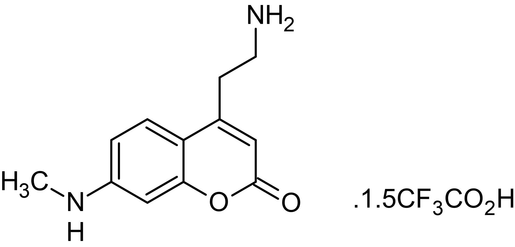 Chemical Structure - FFN206, fluorescent VMAT2 substrate (ab144554)