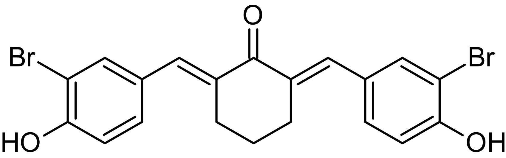 Chemical Structure - Histone Acetyltransferase Inhibitor II, p300/CBP HAT inhibitor (ab144556)