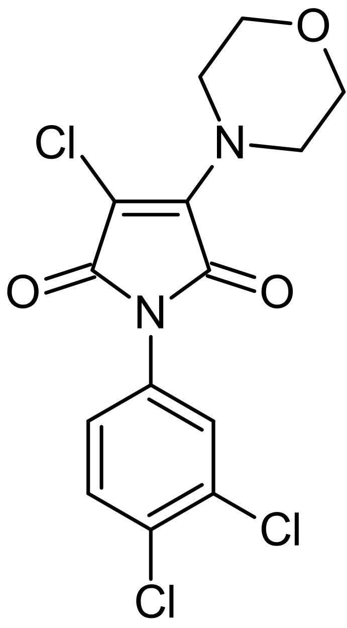Chemical Structure - RI 1, RAD51 inhibitor (ab144558)