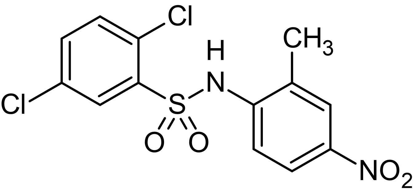 Chemical Structure - FH-535, Wnt/beta-cantenin inhibitor (ab144594)