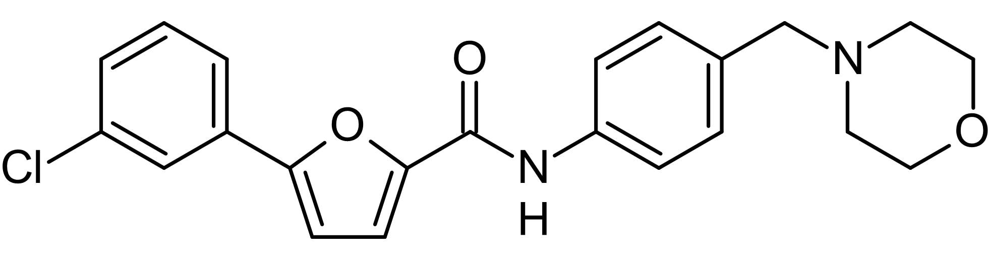 Chemical Structure - CID-2011756, PKD inhibitor (ab144601)