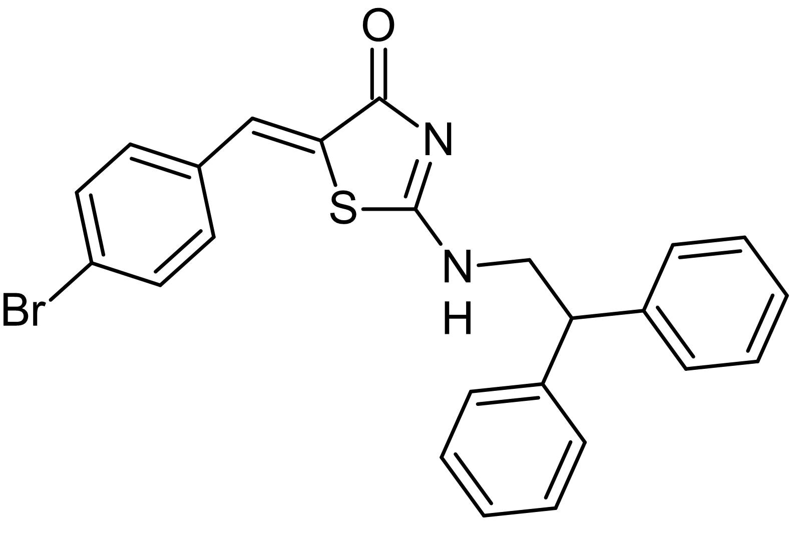 Chemical Structure - Pitstop<sup>&reg;</sup> 2-100 - negative control (ab144658)