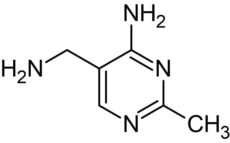 Chemical Structure - Grewe diamine, TenA enzyme substrate (ab144679)