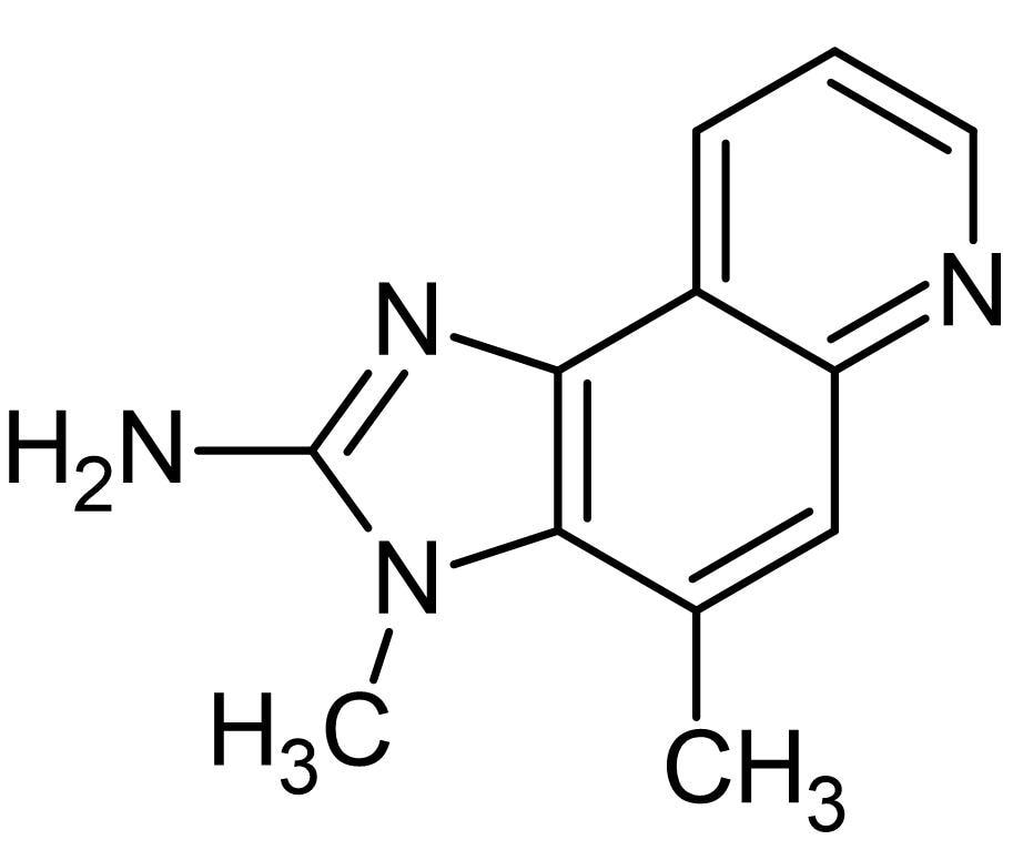 Chemical Structure - MeIQ, Mutagenic agent (ab144688)
