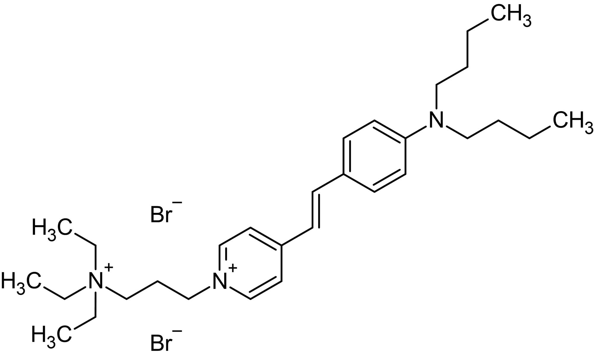 Chemical Structure - MM1-43, membrane selective dye (ab144814)