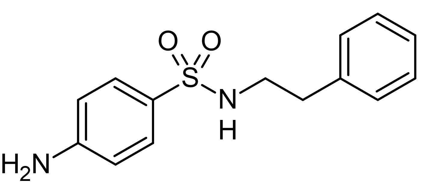 Chemical Structure - C 7280948, PRMT1 inhibitor (ab144829)