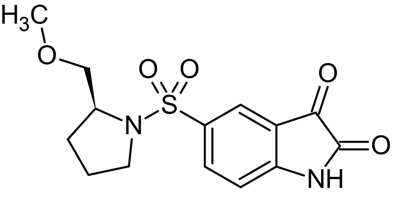 Chemical Structure - MMPSI, Caspase-3/7 Inhibitor I, caspase 3 and 7 inhibitor (ab145046)