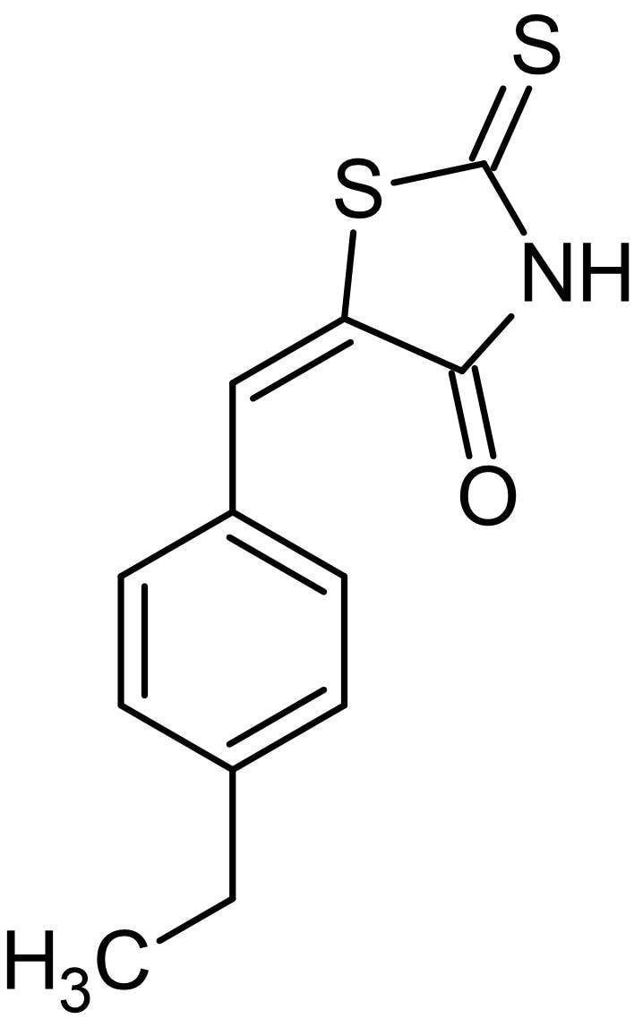 Chemical Structure - 10058-F4, c-Myc-Max dimerization inhibitor (ab145065)