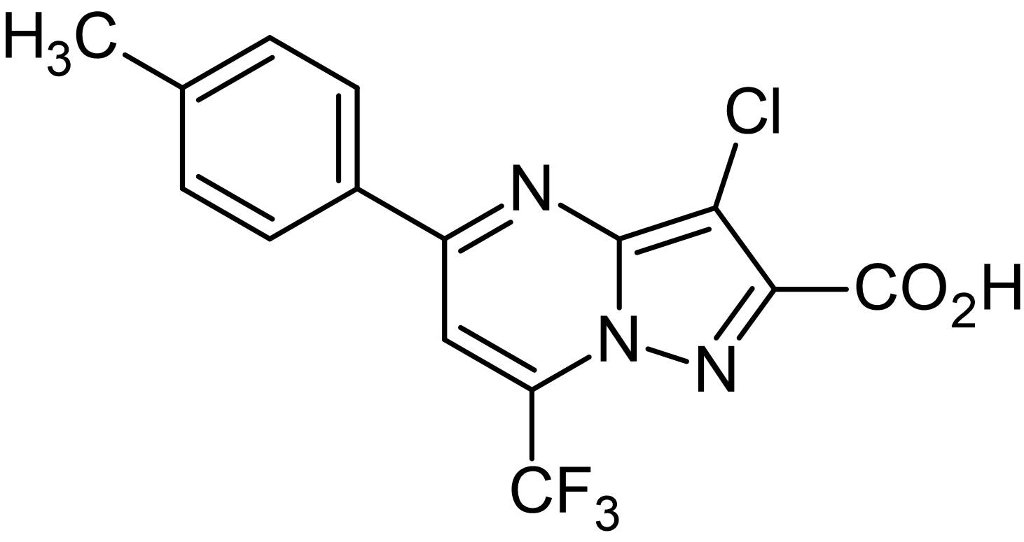 Chemical Structure - Ceefourin™ 2, MRP4 inhibitor (ab145145)