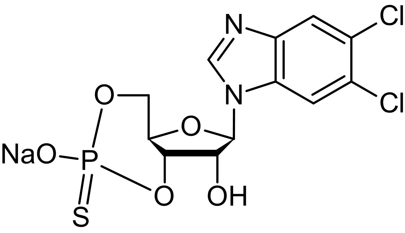 Chemical Structure - Sp-5,6-Dichloro-cBIMPS, cAMP-dependent protein kinase activator (ab145202)