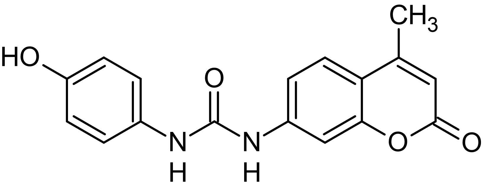 Chemical Structure - PAP-AMC, Tyrosinase substrate, Fluorogenic tyrosinase substrate (ab145211)