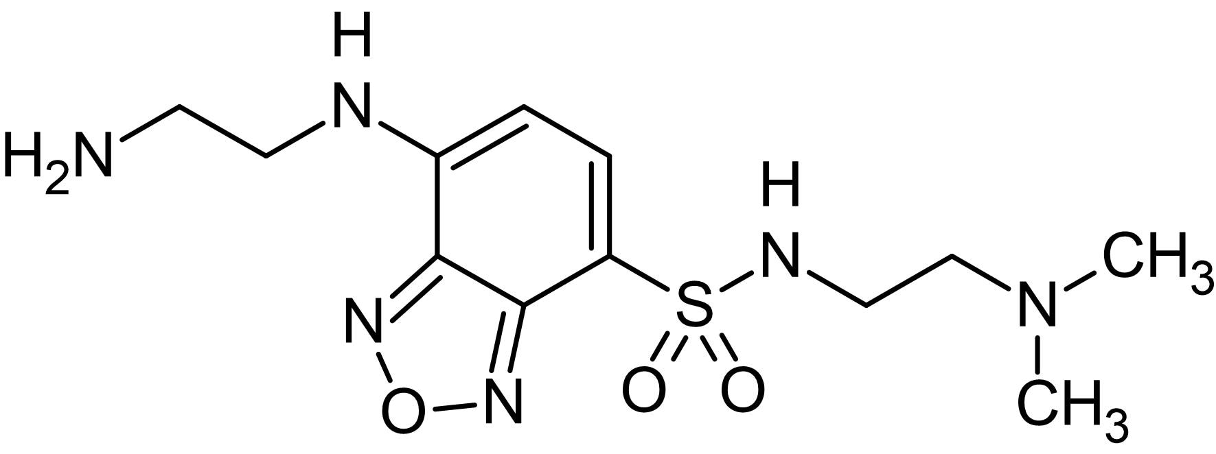 Chemical Structure - DAABD-AE, Derivatization reagent (ab145290)