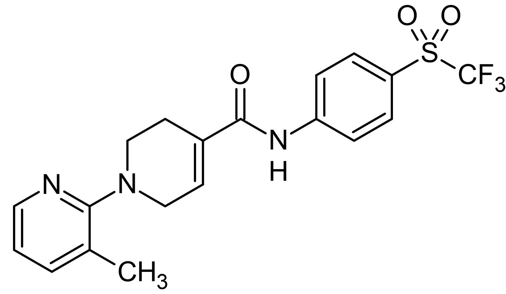 Chemical Structure - A 889425, TRPV1 antagonist (ab145528)
