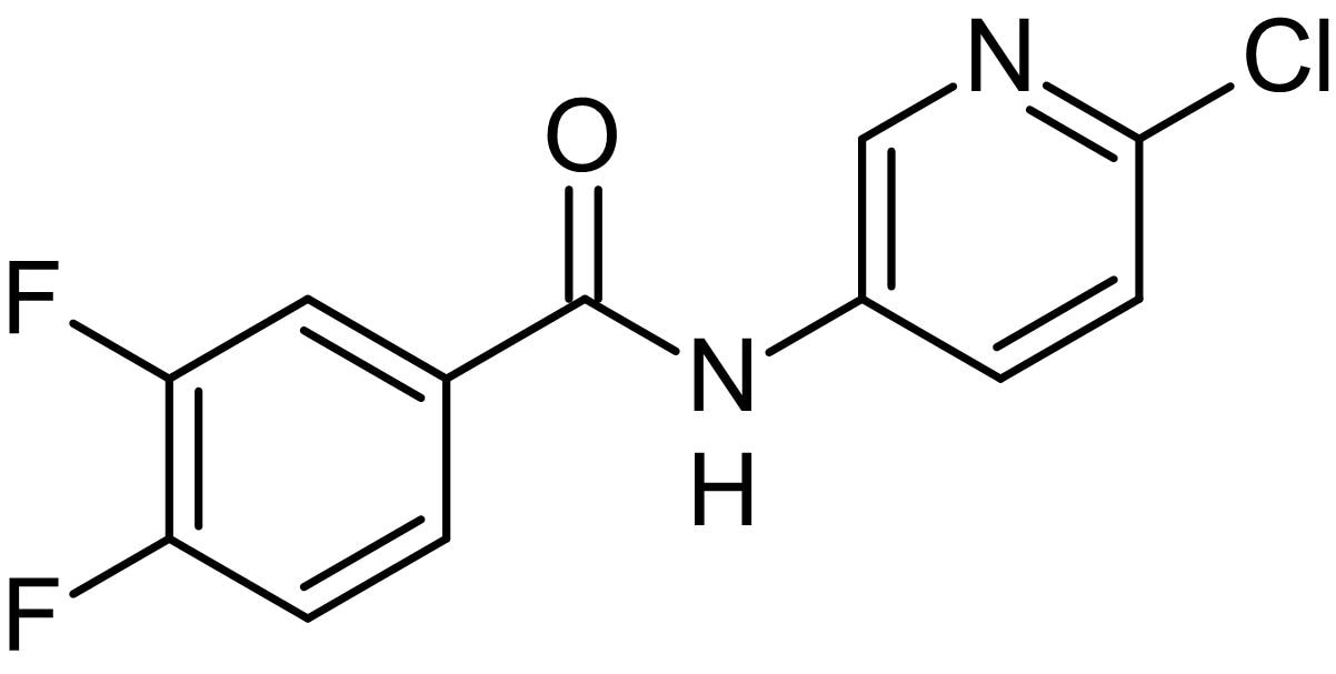 Chemical Structure - ICA-27243, KV7.2 and KV7.3 K<sup>+</sup> channel opener (ab145545)