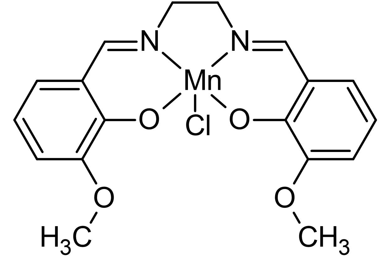 Chemical Structure - EUK 134, SOD/catalase mimetic (ab145593)