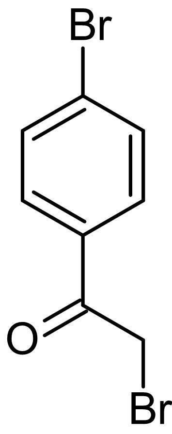 Chemical Structure - GSK-3beta Inhibitor VII (4-Bromophenacyl bromide), GSK-3beta inhibitor (ab145937)
