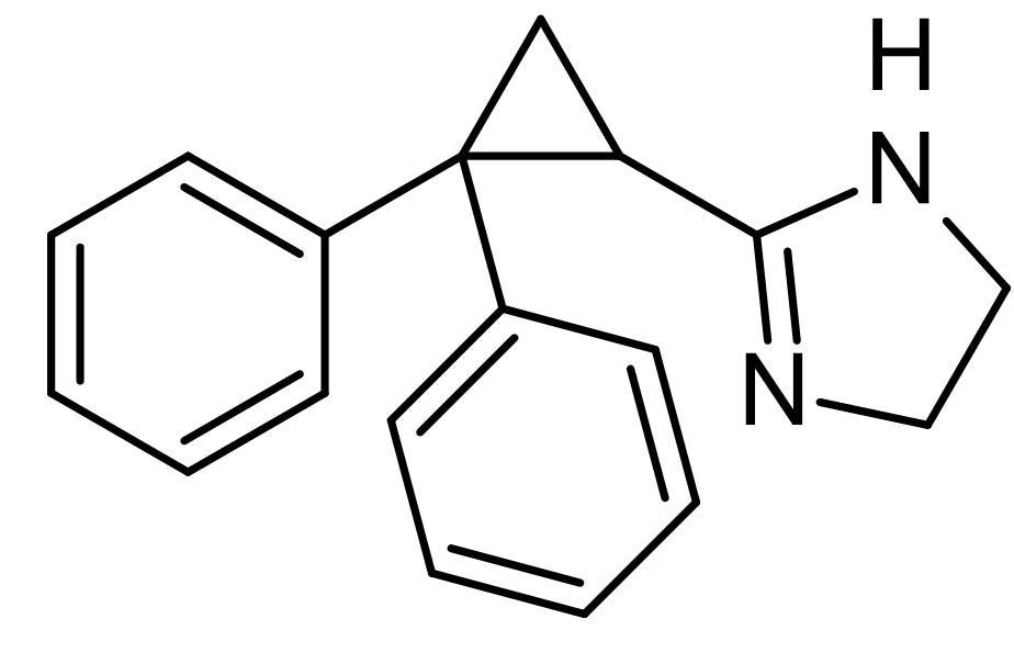 Chemical Structure - Cibenzoline, K channel blocker (ab145975)