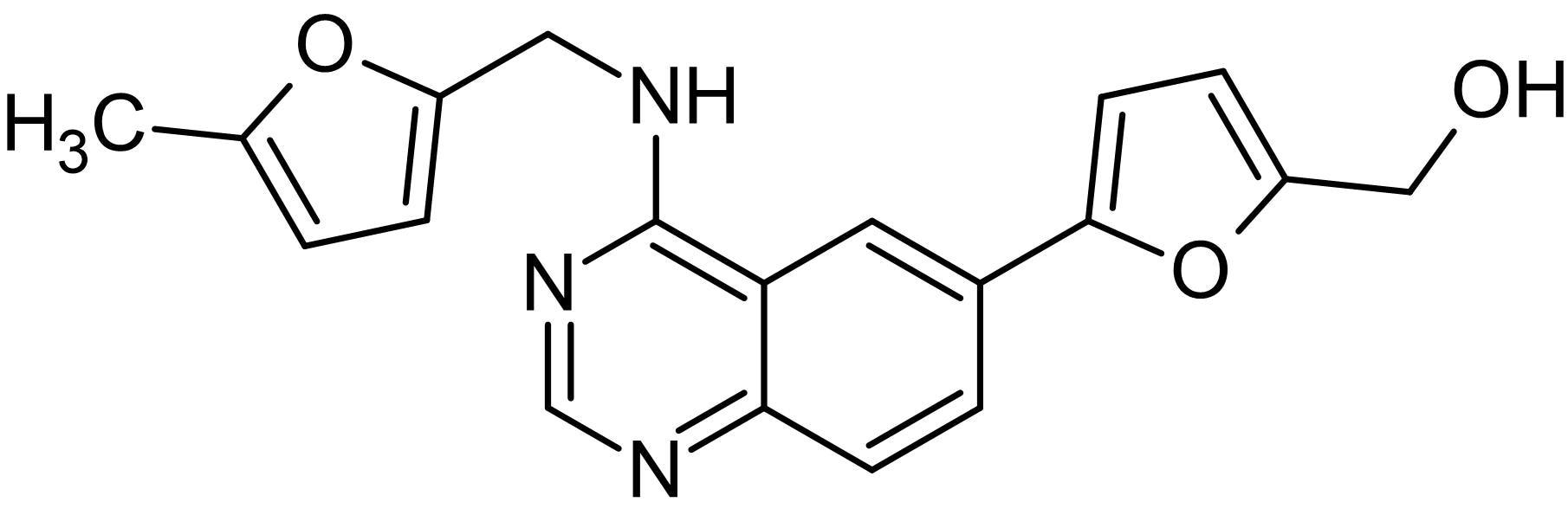 Chemical Structure - ML-167, Cdc2-like kinase 4 inhibitor (ab146151)