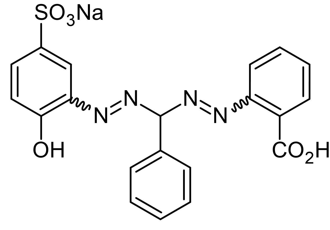 Chemical Structure - Zincon, colorimetric indicator (ab146330)