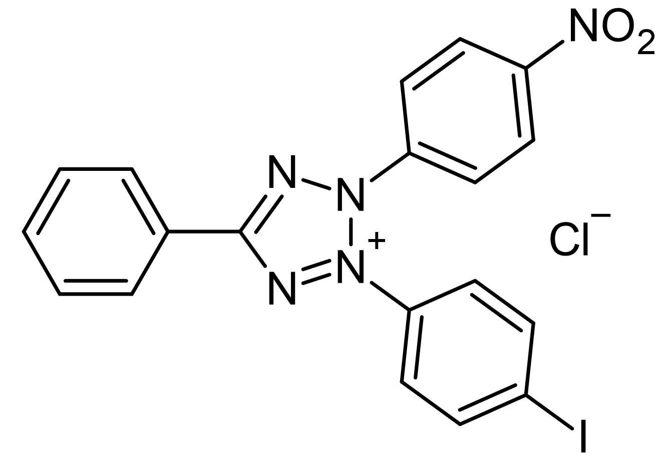 Chemical Structure - INT dye, tetrazolium dye precursor (ab146338)