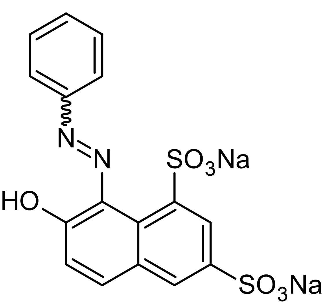 Chemical Structure - Orange G sodium salt, Tracking dye (ab146361)
