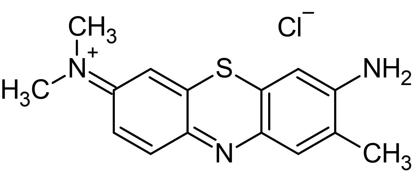 Chemical Structure - Toluidine blue O, metachromatic dye (ab146366)