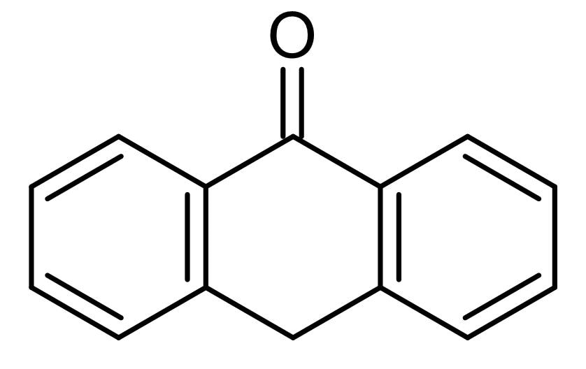 Chemical Structure - Anthrone, carbohydrate determination reagent (ab146385)