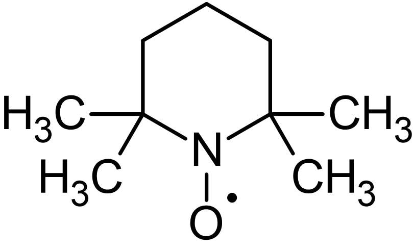 Chemical Structure - TEMPO, stable nitroxyl radical (ab146425)