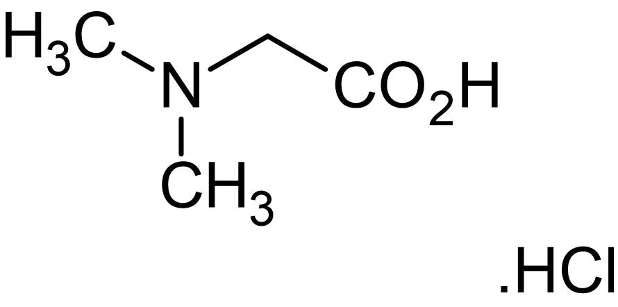 Chemical Structure - N,N-Dimethylglycine hydrochloride, methyltransferase substrate (ab146543)