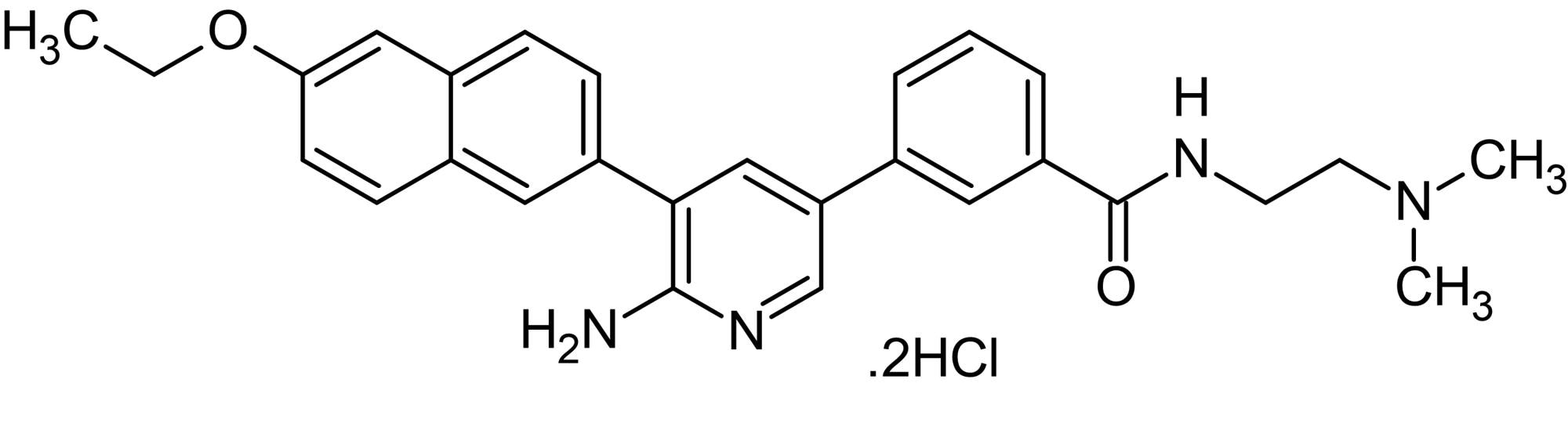 Chemical Structure - CRT5, protein kinase D inhibitor (ab146825)