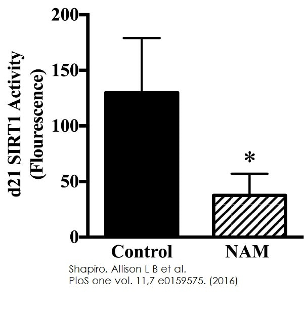 Functional Studies - SIRT1 Activity Assay Kit (Fluorometric) (ab156065)