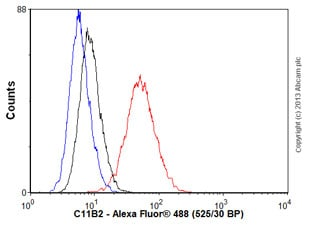 Flow Cytometry - Anti-C11B2/CYP11B2 antibody [EPR10495] (ab167413)