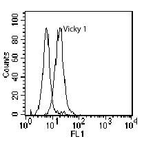 Flow Cytometry - Anti-BCMA antibody [Vicky-1] (ab17323)