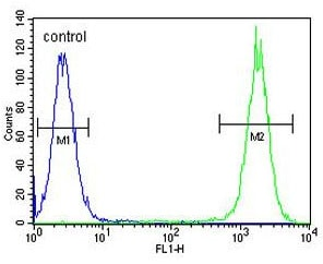 Flow Cytometry - Anti-DUOX2 antibody (ab170308)
