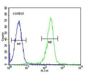 Flow Cytometry - Anti-Kininogen 1 antibody (ab170475)