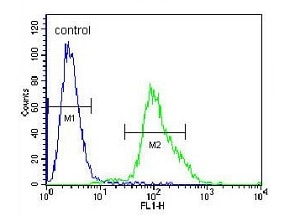 Flow Cytometry - Anti-FOXN1 antibody (ab170793)