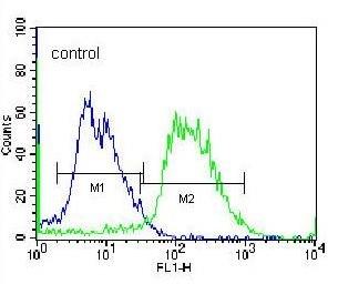 Flow Cytometry - Anti-PCDHAC2 antibody (ab170796)