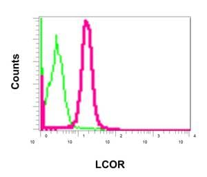 Flow Cytometry - Anti-LCOR antibody [EPR11724] (ab171086)