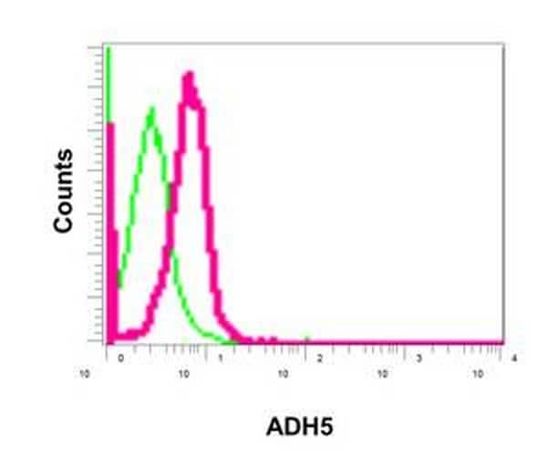 Flow Cytometry - Anti-ADH5 antibody [EPR12886(B)] - C-terminal (ab174283)