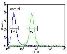 Flow Cytometry - Anti-TARSL2 antibody - C-terminal (ab175945)