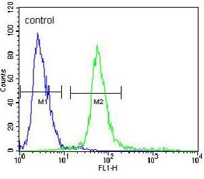 Flow Cytometry - Anti-KCTD12 antibody (ab176201)