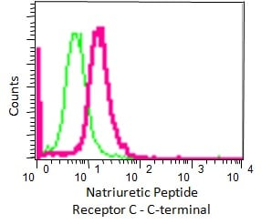 Flow Cytometry - Anti-NPR-C antibody [EPR12716] - C-terminal (ab177954)