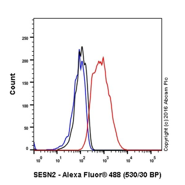 Flow Cytometry - Anti-SESN2/Sestrin-2 antibody [EPR18907] (ab178518)