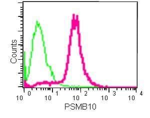 Flow Cytometry - Anti-PSMB10/MECL1 antibody [EPR14902] (ab183506)
