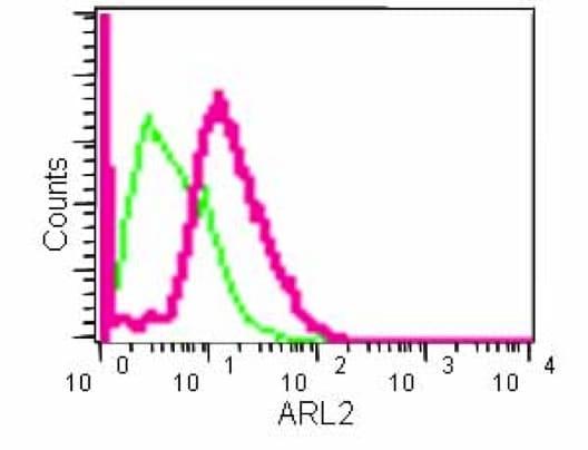 Flow Cytometry - Anti-ARL2 antibody [EPR14436] (ab183510)