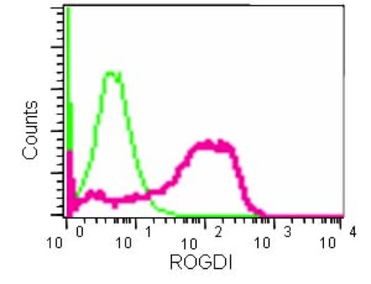 Flow Cytometry - Anti-ROGDI antibody [EPR15190] (ab184954)