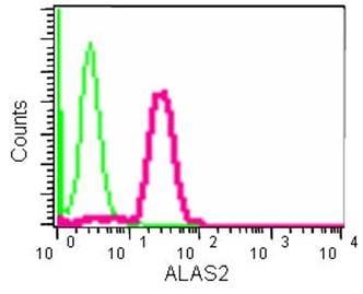 Flow Cytometry - Anti-ALAS2/ASB antibody [EPR15112(B)] - C-terminal (ab184964)