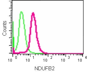 Flow Cytometry - Anti-NDUFB2 antibody [EPR15569] (ab186748)