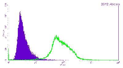 Flow Cytometry - Anti-Cyclin B1 antibody [V152] - BSA and Azide free (ab186926)