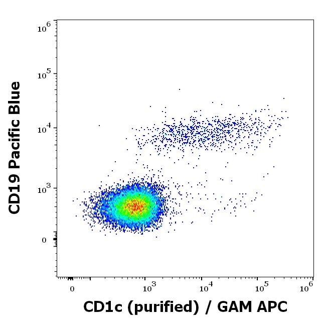 Flow Cytometry - Anti-CD1c antibody [L161] (ab190305)